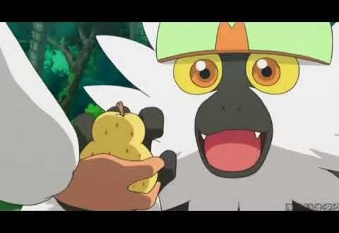 Pokémon Sun & Moon – Episódio 68