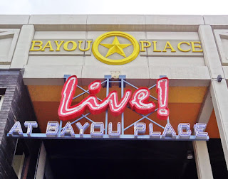 Live at Bayou Place