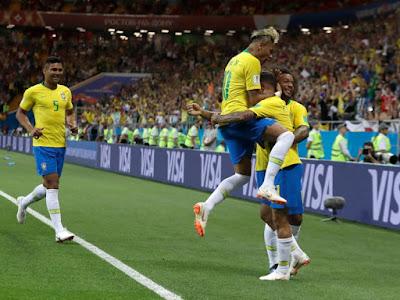 Live Streaming Serbia vs Brasil