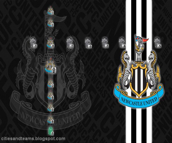 Newcastle Upon Tyne & Newcastle United FC HD Image And