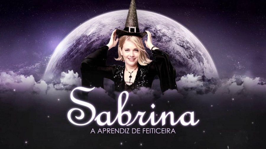 Série Sabrina, a Aprendiz de Feiticeira - Todas as Temporadas Completas Dublada para