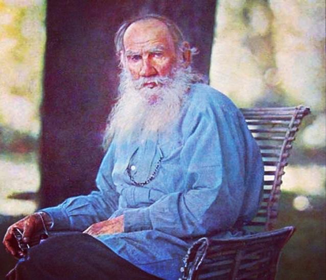 The life history of Leo Tolstoy