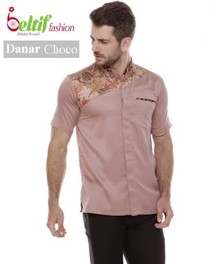 Jual Baju Batik Pria Danar By Beltif Fashion