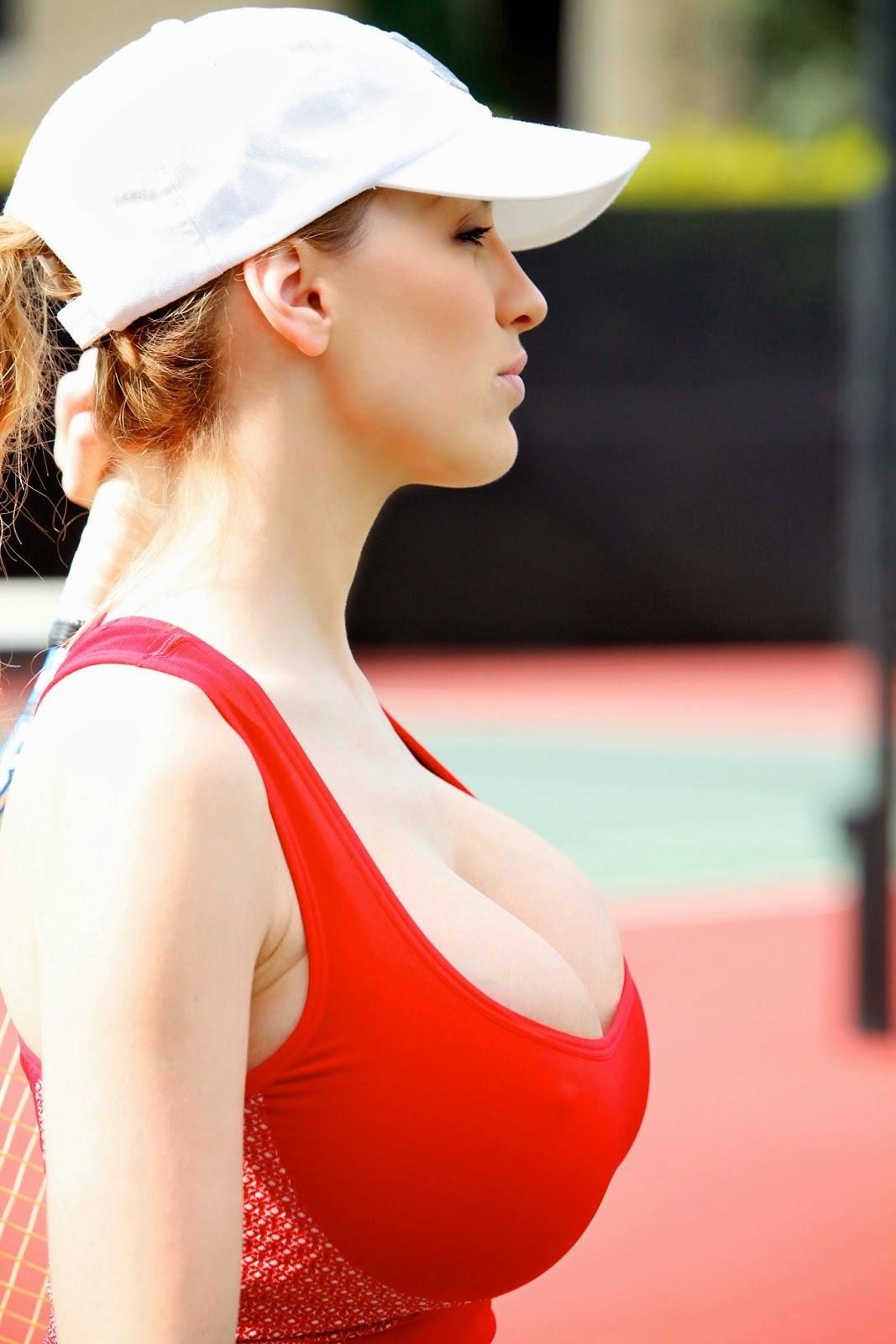 Tennis Boobs 4