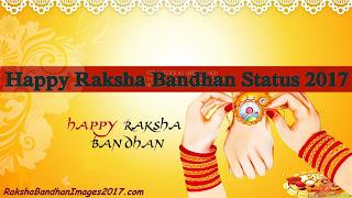 Raksha Bandhan Status 2017