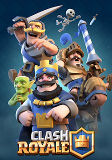 Download dan Review Game Clash Royale APK Android