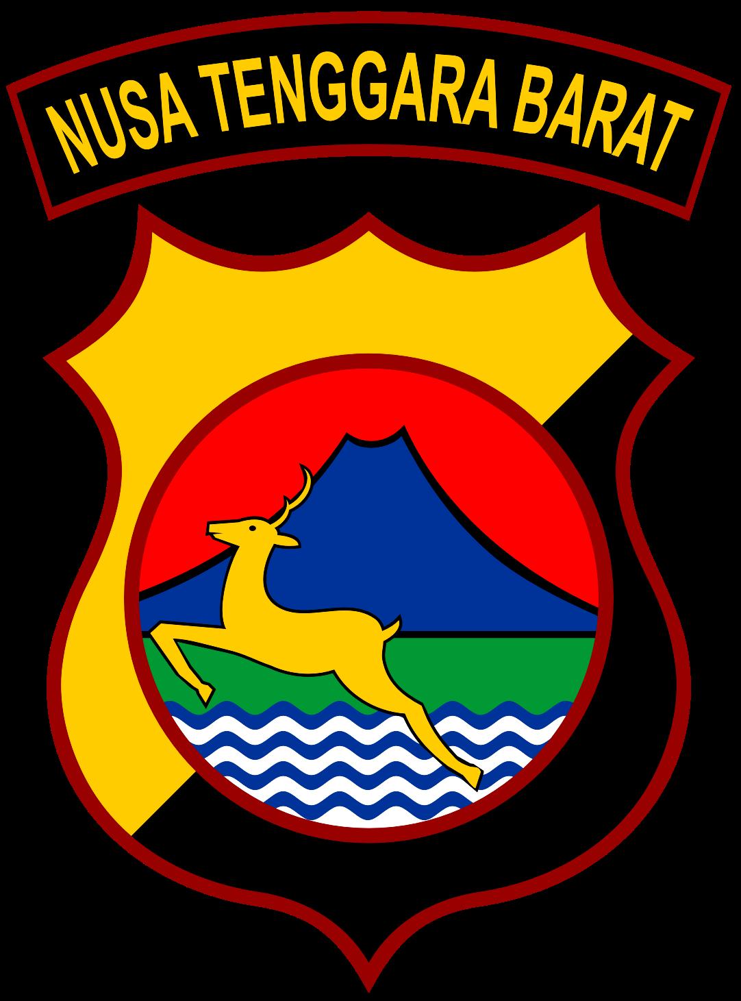 Logo Provinsi Ntb Png : provinsi, Polda, Madi's