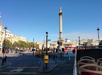 Big Bus Tour Highlights - Trafalgar Square