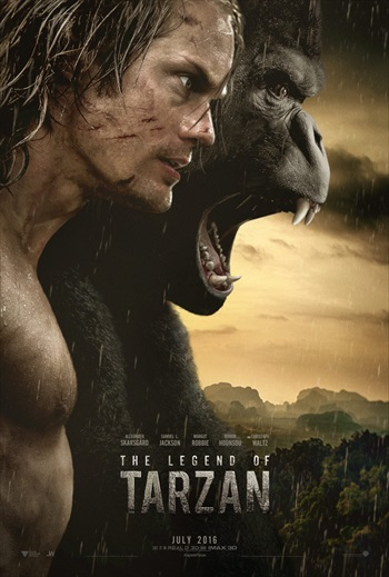 The Legend of Tarzan 2016 Dual Audio Hindi Movie Download