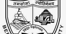 Berhampur University Results 2016 3rd 2nd 1st Year UG PG