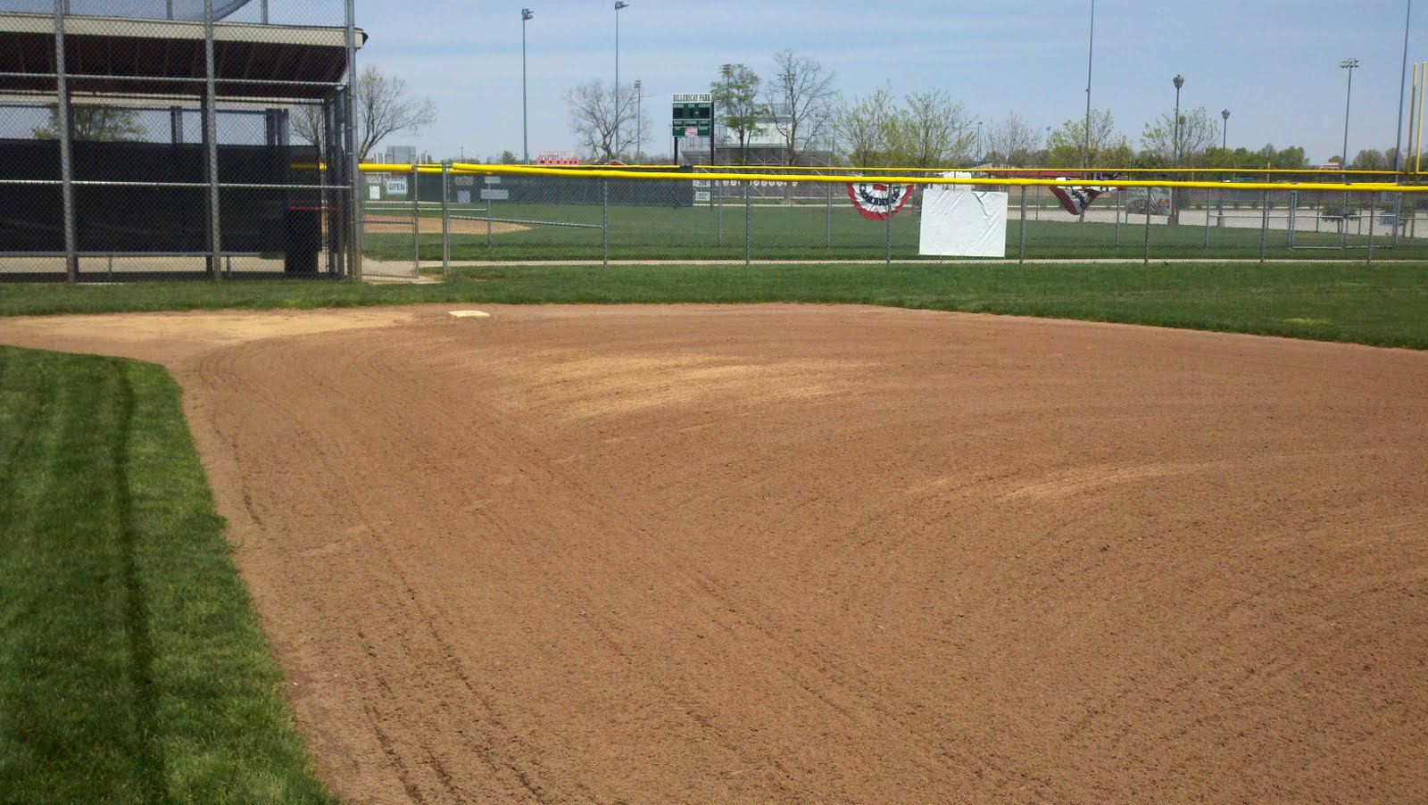 Smart Turf A Tale Of Two Infields