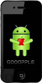 GooApple - Достойный ответ Iphone 4