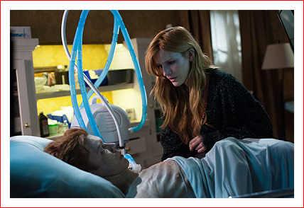 Cameron Monaghan en una secuencia de Amityville El Despertar