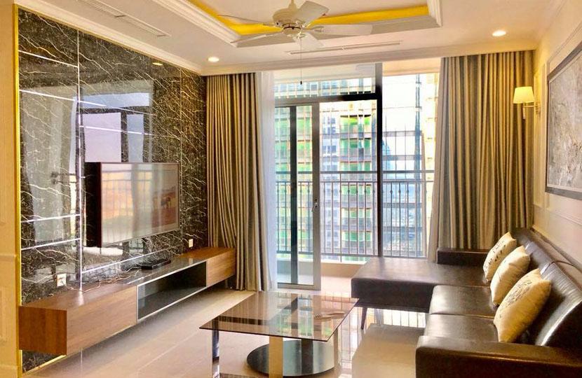 Căn hộ Vinhomes Landmark 2 bán 3PN tầng 25 nội thất cực đẹp