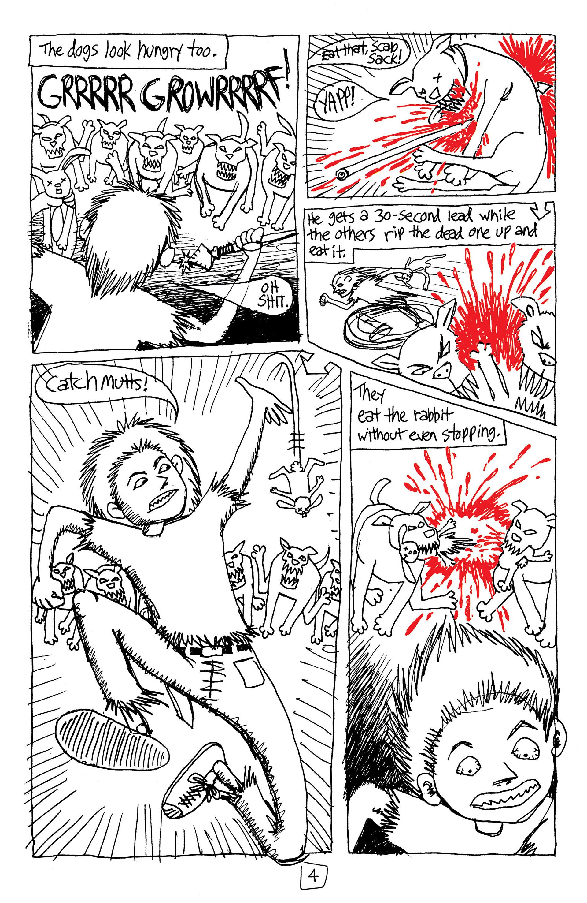 Read online Animal Man (1988) comic -  Issue #56 - 54