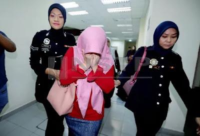 Hasil carian imej untuk Janda 45 tahun tak sempat melacur dihukum 4 sebatan