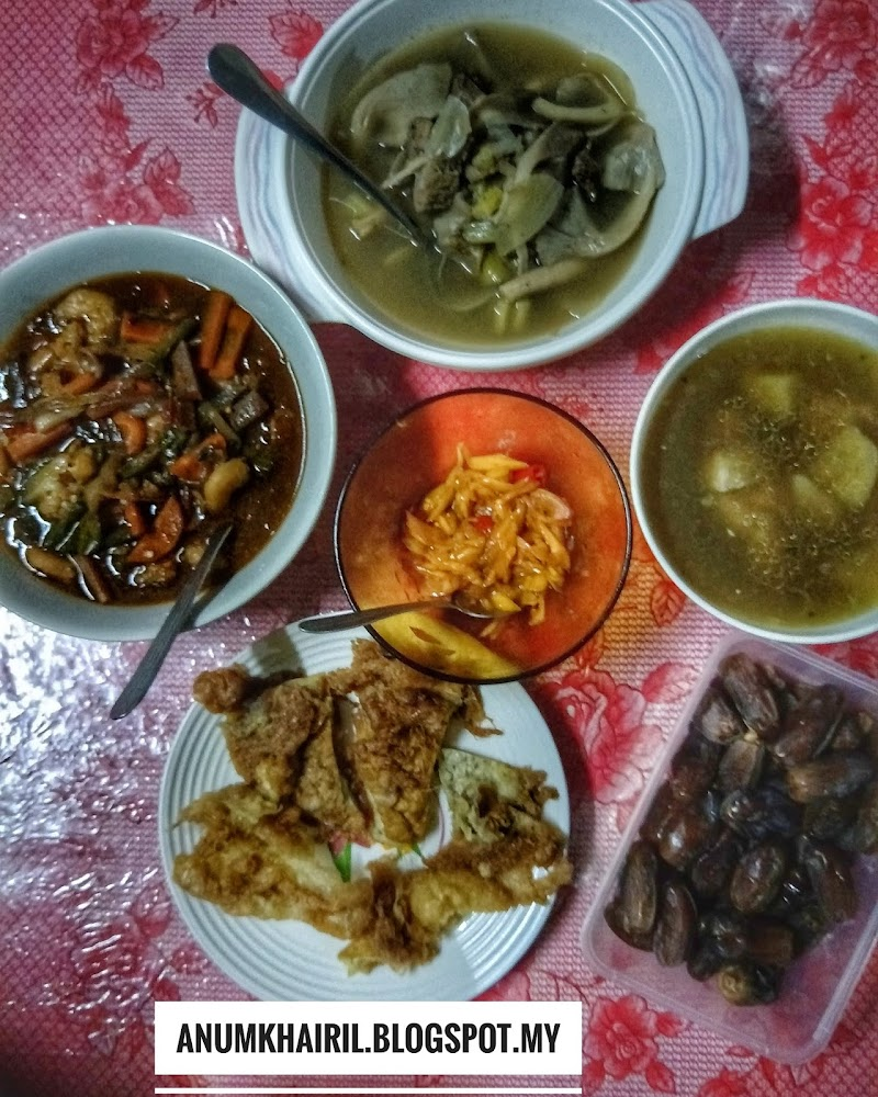 IFTAR Day 9
