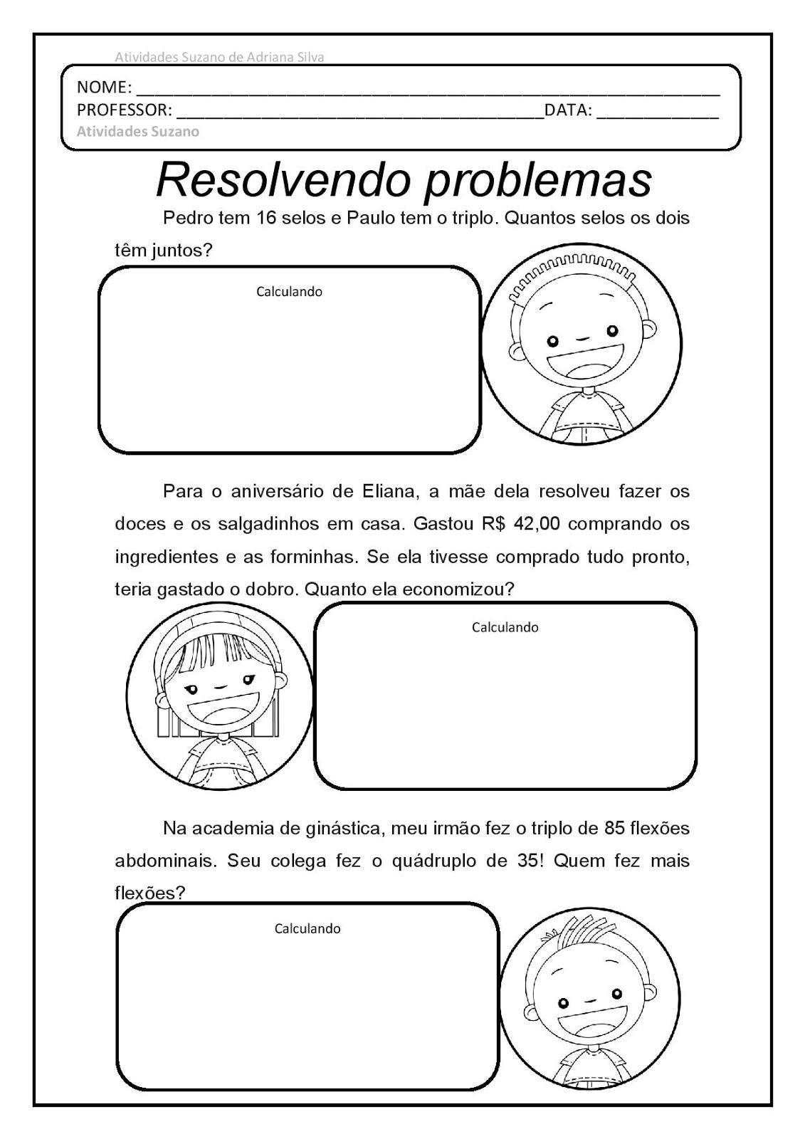 Pin De Luanna Alcantara Em Atividades De Aprendizagem