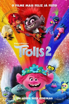 Capa Trolls 2 Torrent – HDCAM 720p Dublado (2020) Download