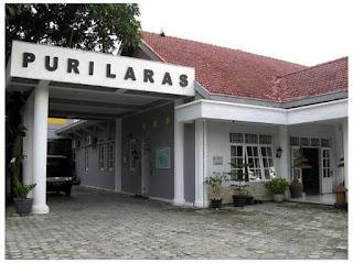 hotel puri laras kebumen terkenal dengan hotel yang bersih dan mengutamakan pelayanan