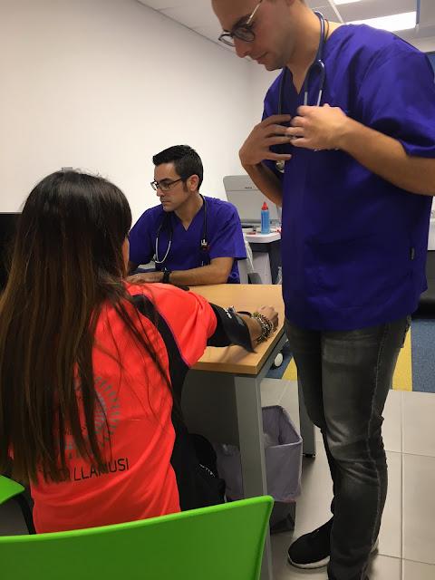 Prueba de esfuerzo - Instituto Médico Oriol Salud y Deporte - Corredora - Runner - Guardamar del Segura - Orihuela