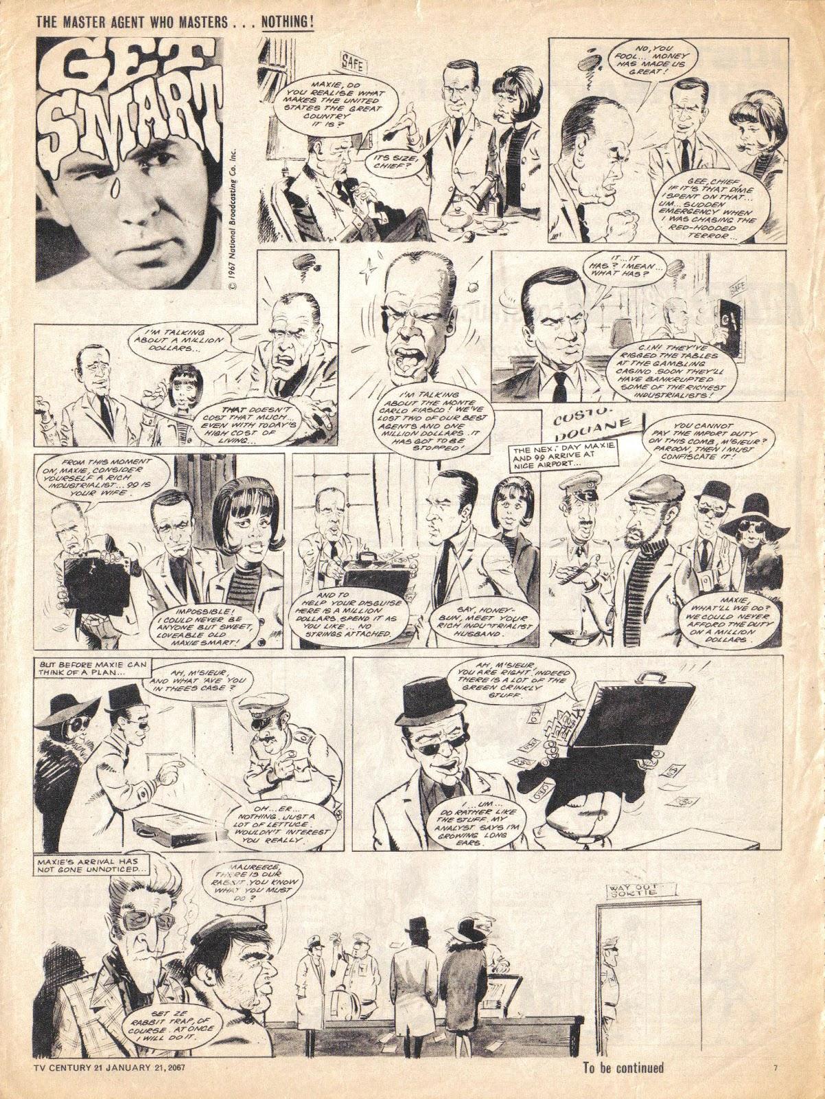 TV Century 21 (TV 21) issue 105 - Page 7
