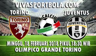Prediksi Torino vs Juventus 18 Januari 2018