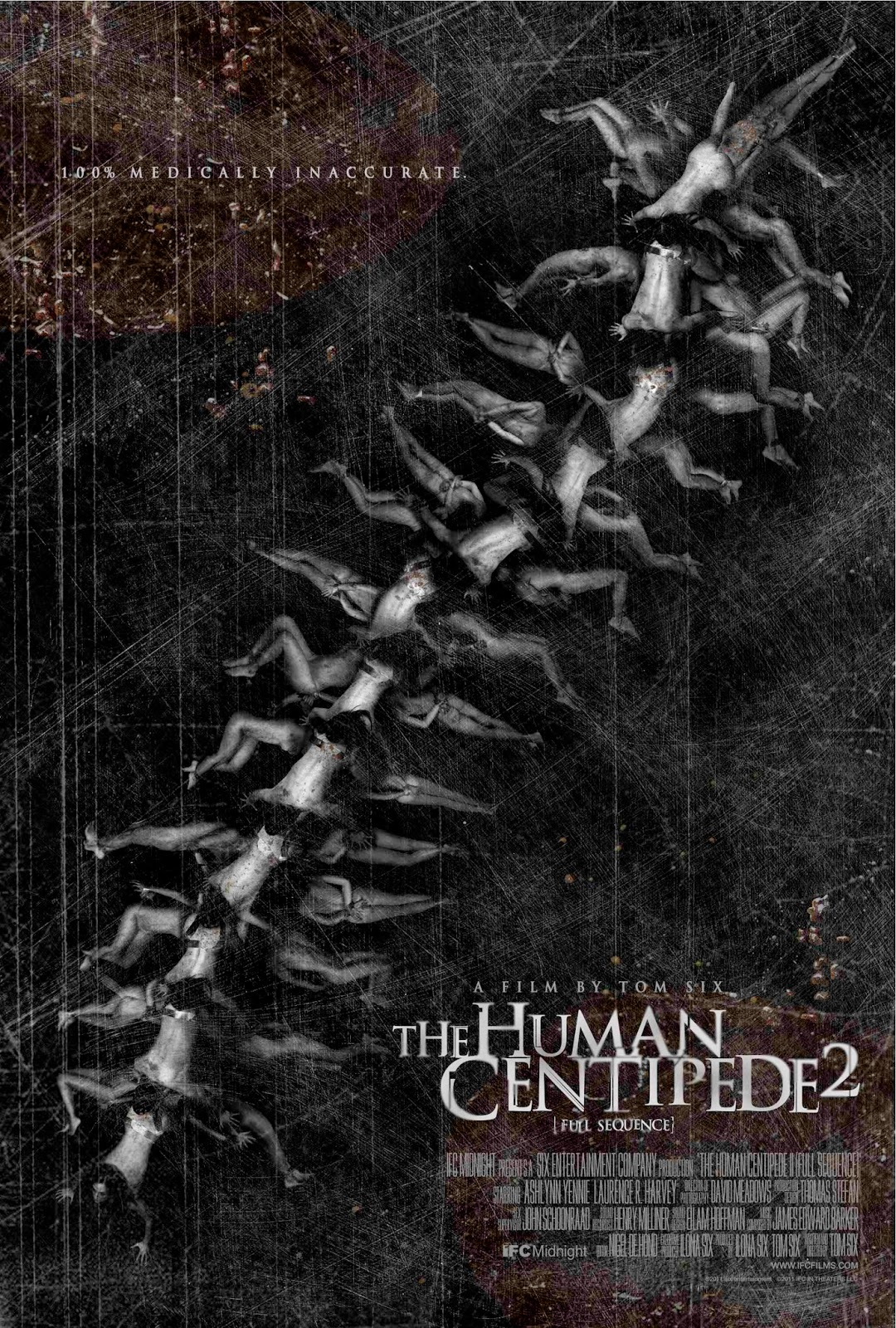 The Human Centipede II 2011 - Full (HD)