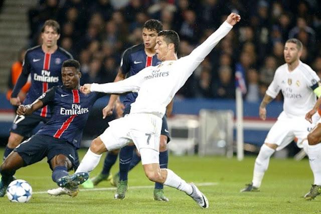 Prediksi Real Madrid vs Paris Saint Germain Liga Champions