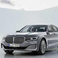 2019 BMW 7 Serisi