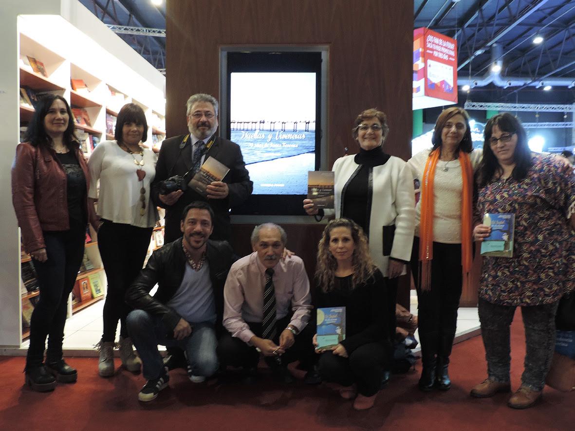 Escritores Costeros Participaron De La Feria Internacional
