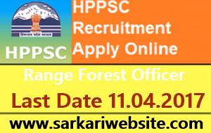 Range Forest Officer