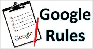 Seo Rules of Google