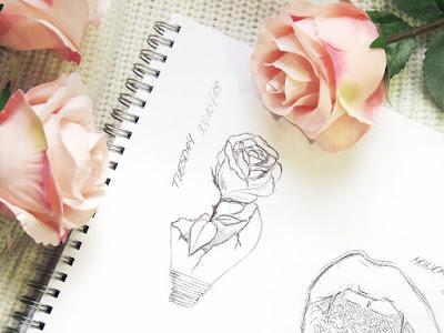 Bullet Journal Sketch