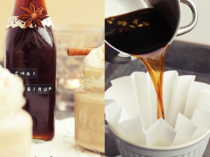 Chai Sirup selber machen