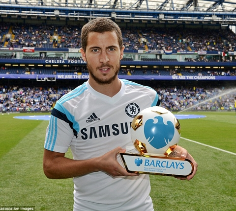 I Want to Win the Ballon d'Or in England – Hazard Reveals as Chelsea is Set to be Crowned EPL Champions-holykey1.com