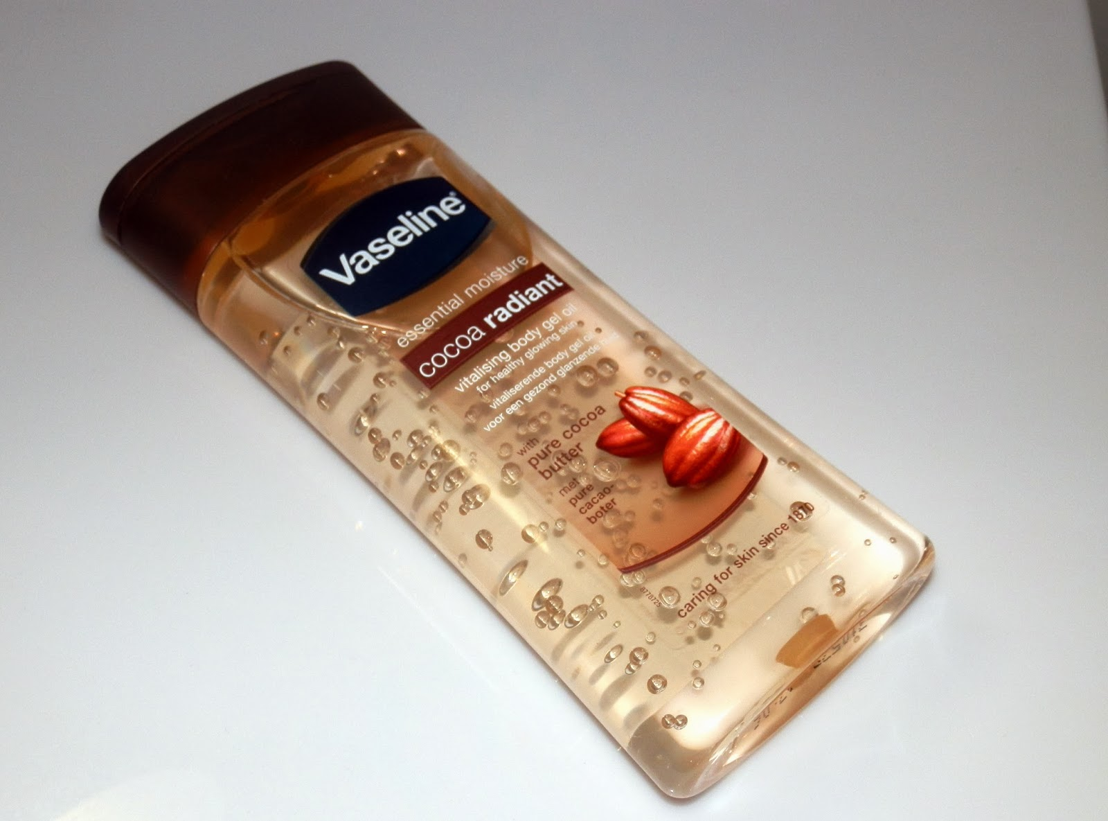 Vaseline Cocoa Butter Vitalising Gel Body Oil Reviews