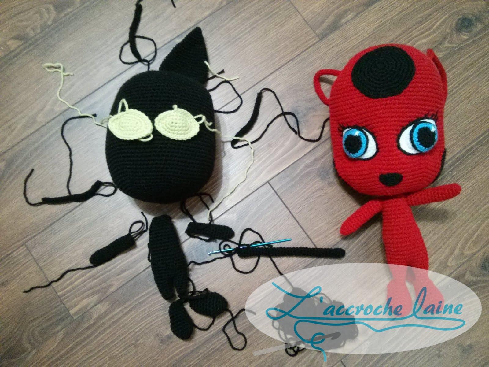 Miraculous Ladybug Crochet Doll Part 1 - YouTube | 1200x1600
