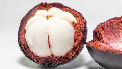 komposisi dan sifat fungsional kulit manggis