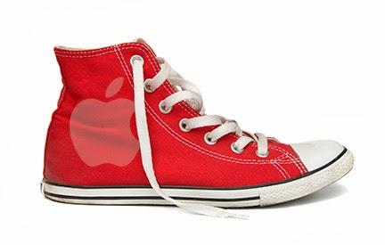 Nike Apple Shoes
