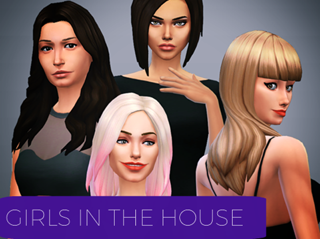 SERIE Recovereccd Recovered - O dia em que eu viciei em Girls In The House
