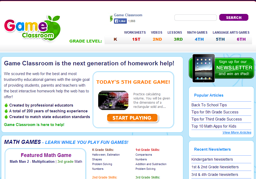 Homework Helper: Resources for All Students
