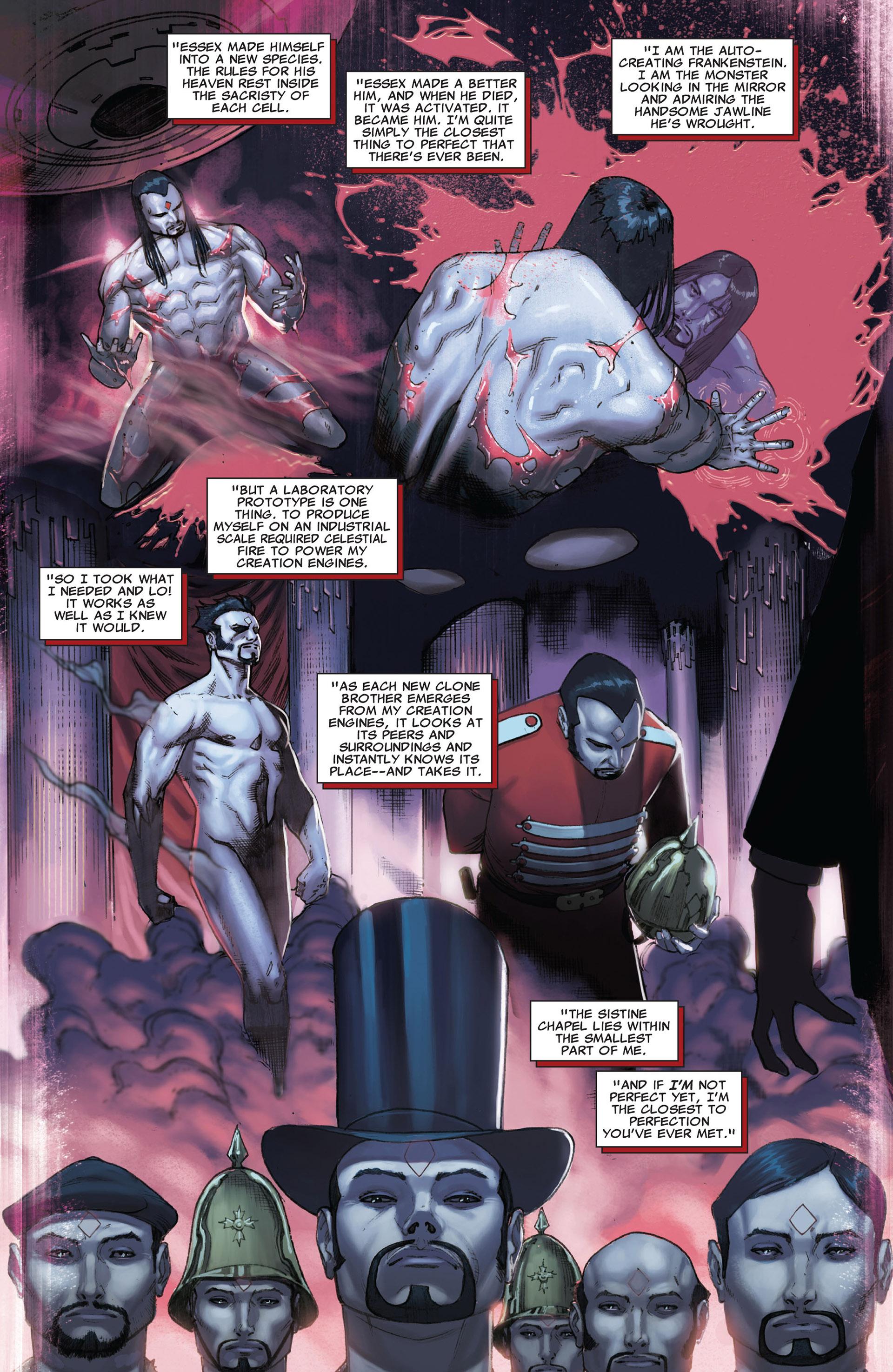 Read online Uncanny X-Men (2012) comic -  Issue #2 - 12