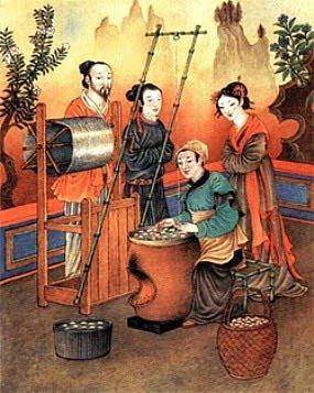 Sete (7) Invenções Chinesas Que Mudaram o Mundo