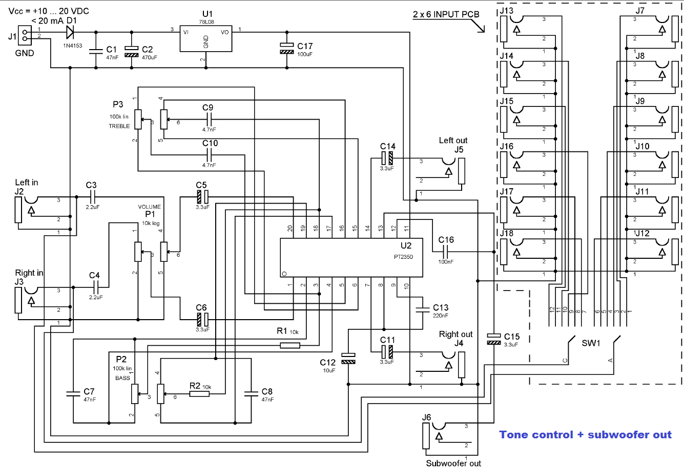 Crutchfield Woofer Wiring Diagram