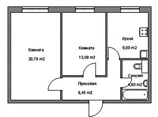 экспертиза площади квартиры