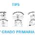 TIPS (material de apoyo) 4° PRIMARIA CICLO ESCOLAR 2018-2019.