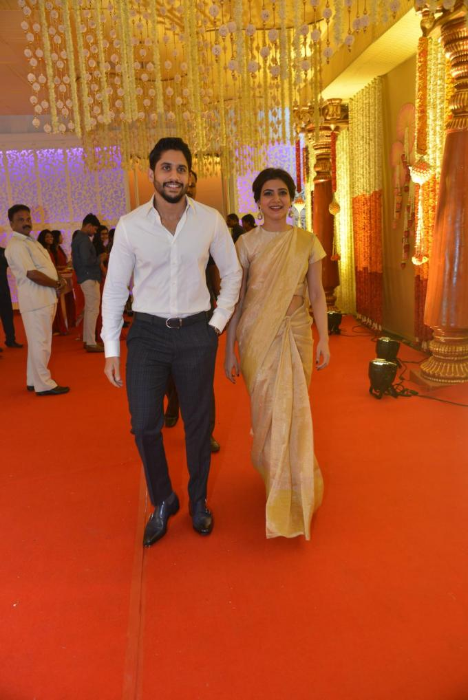 samanta naga chaitanya wedding pics