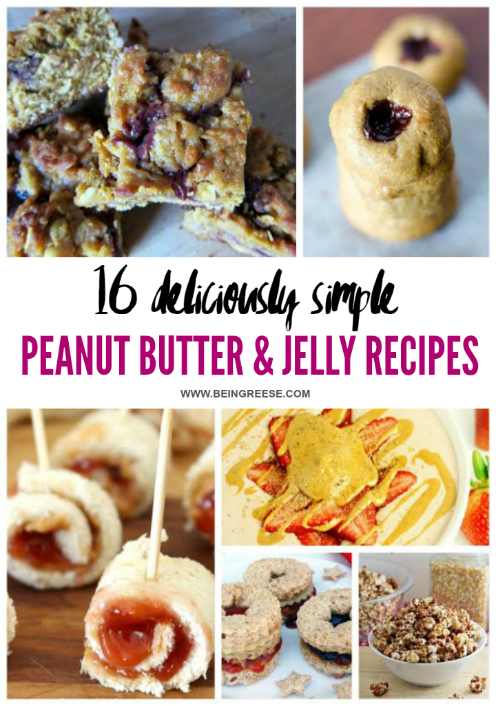 Easy peanut butter recipes