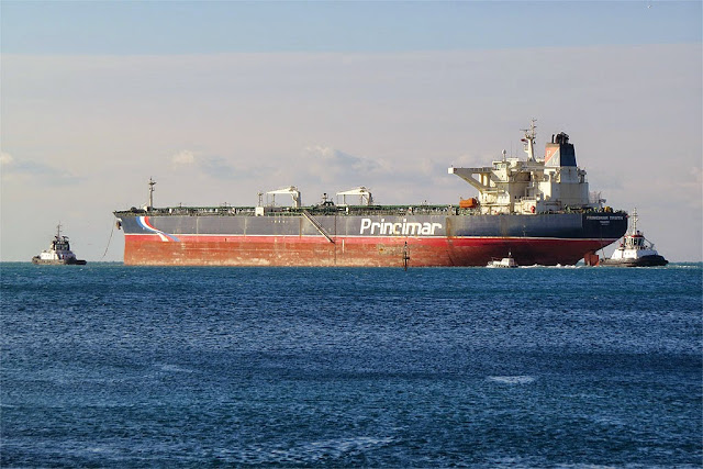 Princimar Truth, IMO 9318072, port of Livorno